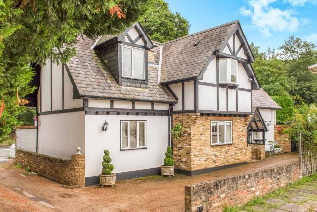 Thumbnail Detached house for sale in Cobham, Surrey, Cobham