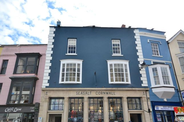 Thumbnail Flat for sale in Tudor Square, Tenby