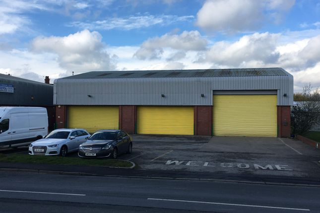 Thumbnail Industrial to let in Canal Road, Selby, N Yorks
