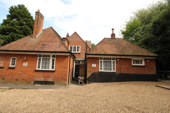 Thumbnail Flat to rent in Codicote Road, Welwyn