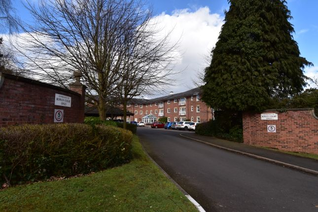 Thumbnail Property for sale in Rowan Court, Worcester Road, Droitwich
