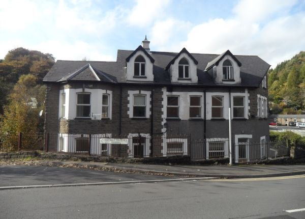 Thumbnail Flat to rent in The Square, Aberbeeg, Abertillery