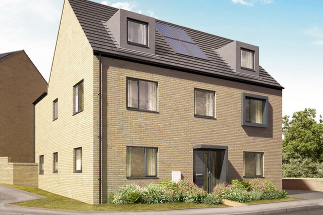 """Thumbnail Detached house for sale in """"The Milton"""" at Holden Avenue, Oxley Park, Milton Keynes"""