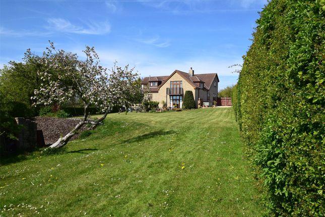 Thumbnail Detached house for sale in Rosewood Lodge, Woollard Lane, Publow, Bristol