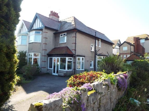 Thumbnail Semi-detached house for sale in Princes Drive, Colwyn Bay, Conwy