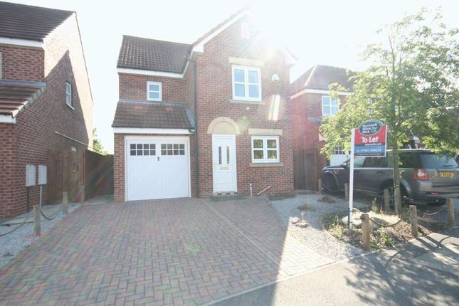 Thumbnail Property to rent in Chevening Park, Hull