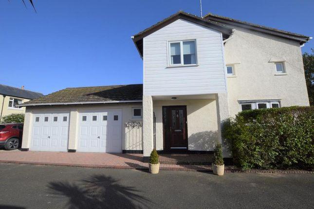 Thumbnail Detached house for sale in Tothill Court, Shaldon, Devon