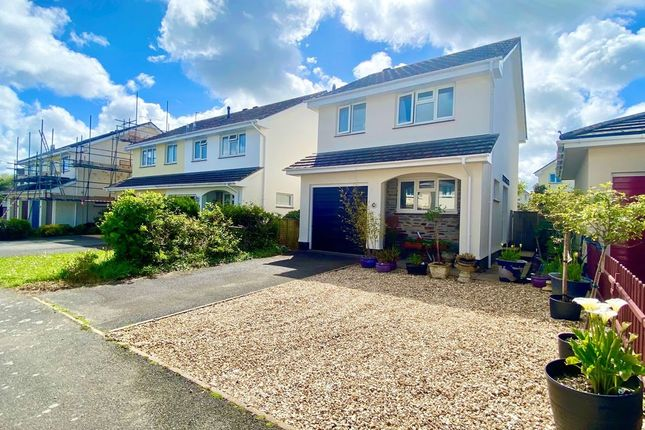 Thumbnail Detached house for sale in Beards Road, Fremington, Barnstaple
