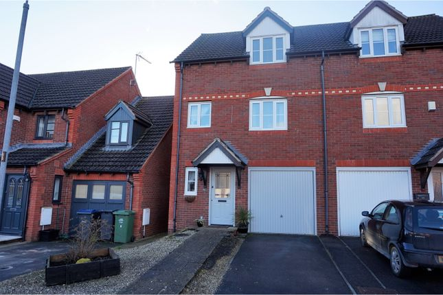 3 bed semi-detached house for sale in Yeoman Way, Trowbridge