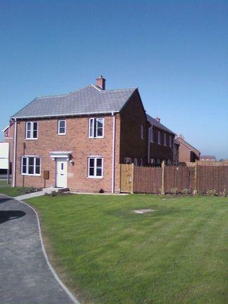 3 bed link-detached house for sale in Oakwood Close, Desborough, Kettering