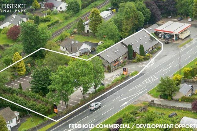 Thumbnail Retail premises for sale in Lakeland Great Outdoors, Plantation Bridge, Near Stavely, Kendal, Cumbria
