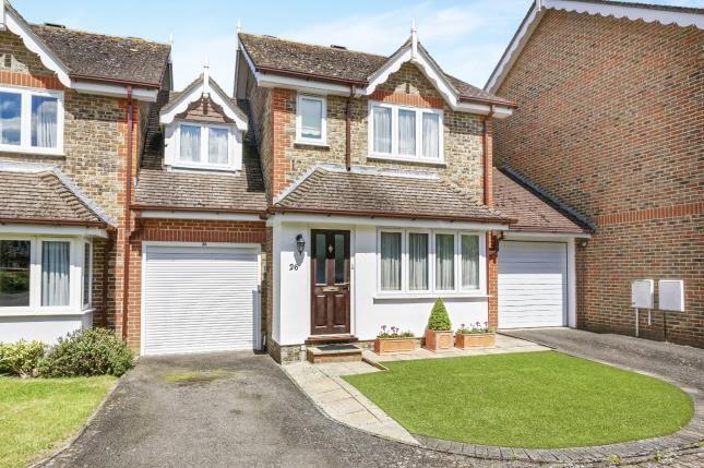 Thumbnail Terraced house for sale in Effingham, Leatherhead, Surrey