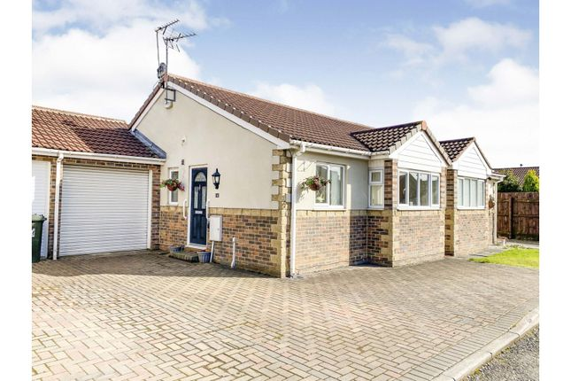 2 bed bungalow for sale in Kilburn Gardens, North Shields NE29