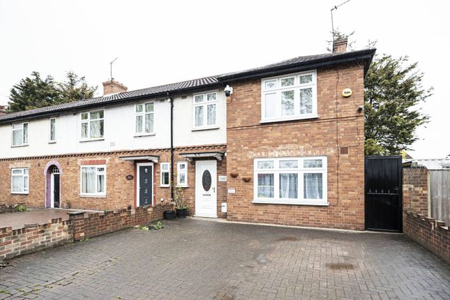 4 bed terraced house to rent in Manor Road, West Ham, London E15