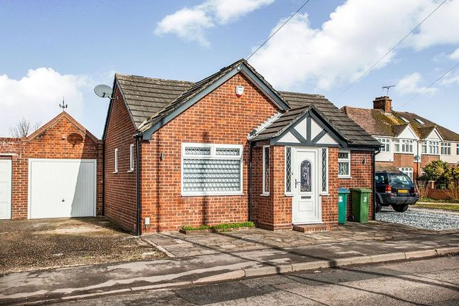Thumbnail Bungalow to rent in High Road, Leavesden, Watford