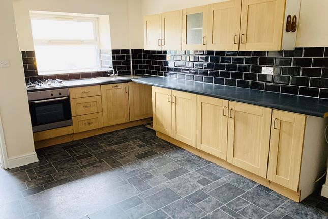 Thumbnail Terraced house to rent in High Street, Rhymney, Tredegar