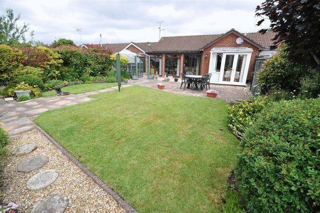 2 bed bungalow for sale in Coleridge Close, Warminster