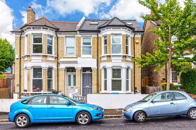 Thumbnail Flat for sale in Muschamp Road, London