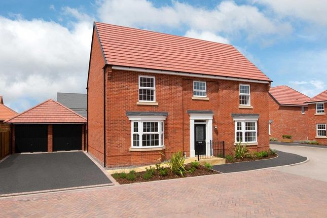 """Thumbnail Detached house for sale in """"Henley"""" at Newton Lane, Wigston"""