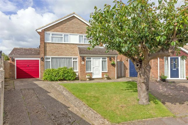Thumbnail Detached house for sale in The Roundel, Sittingbourne