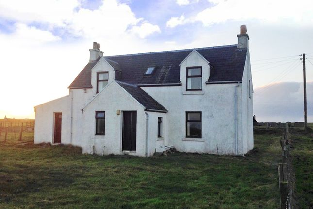Thumbnail Detached house for sale in Machair, Cornaigmore, Isle Of Tiree