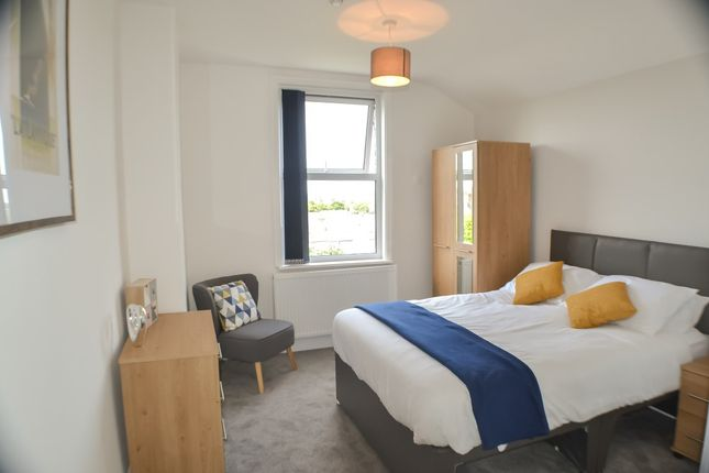 Thumbnail Shared accommodation to rent in Radbourne Street, Derby
