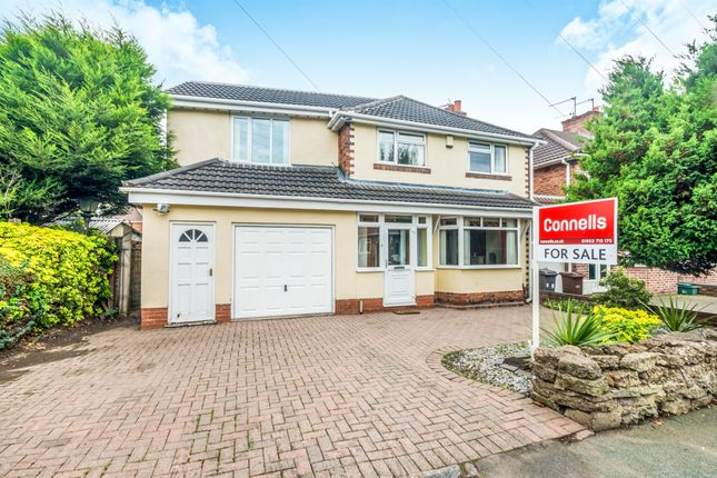 Thumbnail Detached house for sale in Cadman Crescent, Wednesfield/ Fallings Park, Wolverhampton