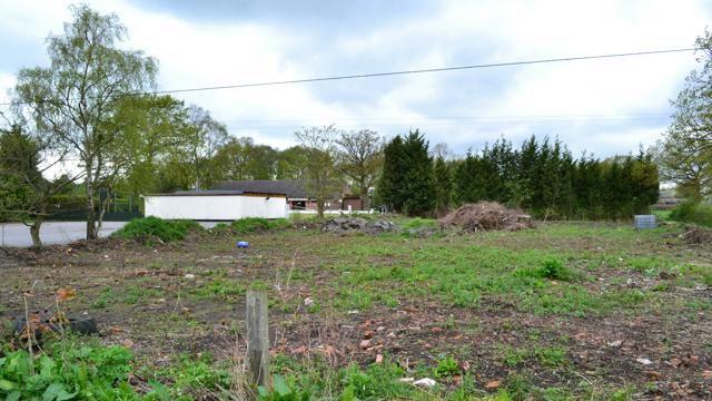 Thumbnail Land for sale in Henhurst Hill, Burton On Trent