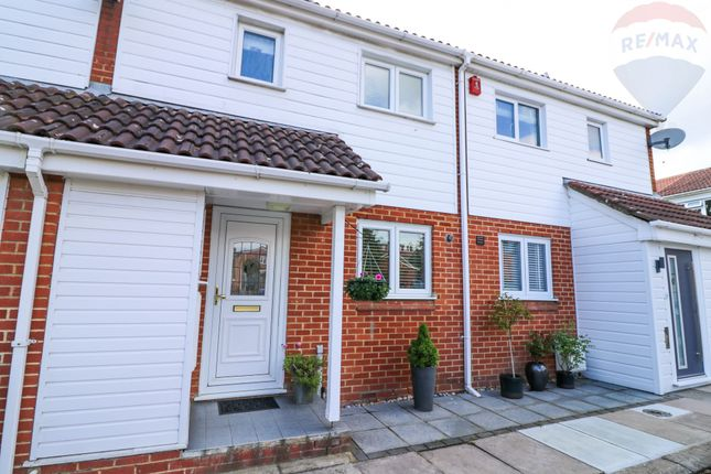 Thumbnail Terraced house for sale in Greenbank Close, Chingford