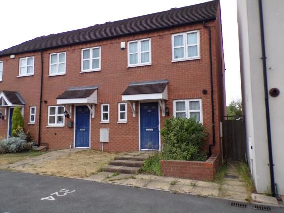 Thumbnail End terrace house for sale in Bentley Lane, Reedswood, Walsall, .