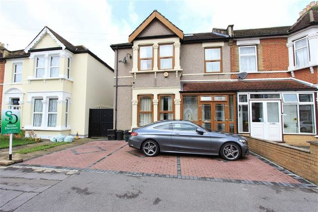 Thumbnail Semi-detached house for sale in Airthrie Road, Goodmayes, Essex