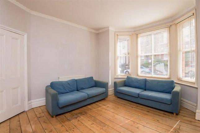 Living Room of Milward Road, Hastings TN34