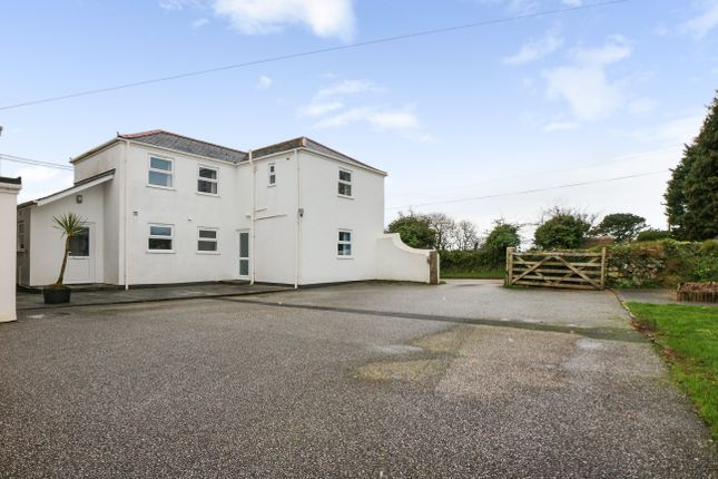 Thumbnail Detached house for sale in East Hill, Blackwater, Truro
