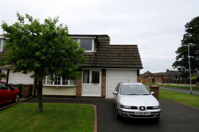Thumbnail Link-detached house for sale in Hereford Close, Aldridge, Walsall
