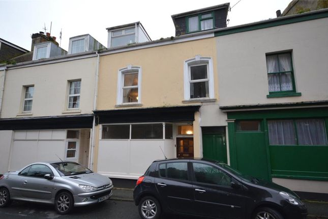Thumbnail Terraced house for sale in Bitton Park Road, Teignmouth, Devon