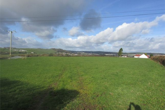 Land for sale in Land Part Of Moelfre Isaf, Croesyceiliog, Carmarthen