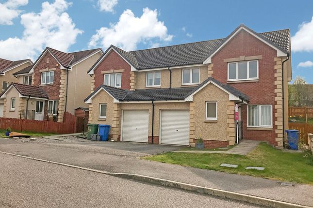 Thumbnail Semi-detached house to rent in Morningfield Place, Inverness