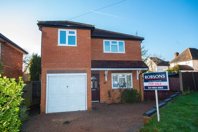 Thumbnail Detached house for sale in Windmill Hill, Ruislip, Middlesex