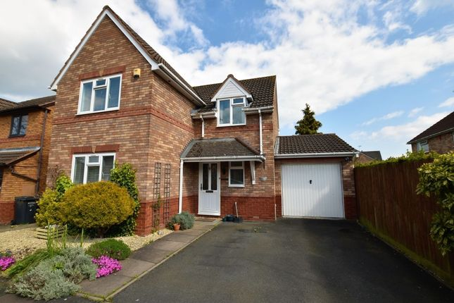 Thumbnail Detached house for sale in St. Davids Drive, Evesham