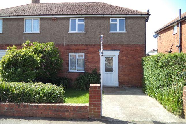 Thumbnail Semi-detached house to rent in Court Road, Hampden Park Eastbourne