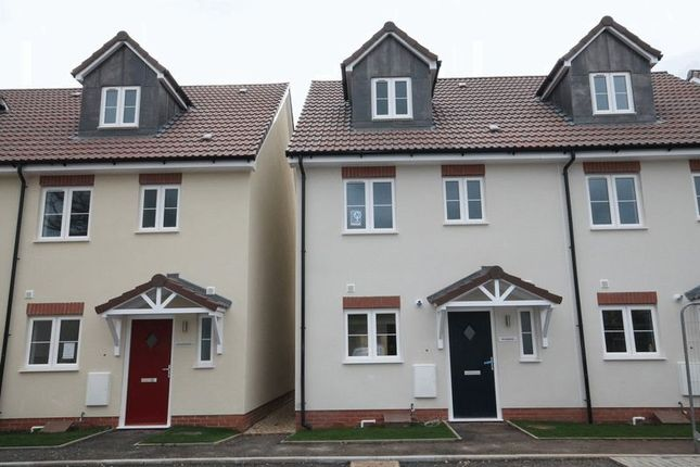 Thumbnail Semi-detached house for sale in Broad Lane, Yate, Bristol