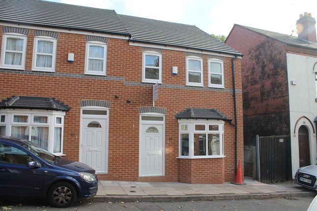 Thumbnail Semi-detached house for sale in Green Lane, Winson Green, Birmingham