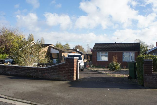 Thumbnail Detached bungalow for sale in Liberty Road, Glenfield, Leicester