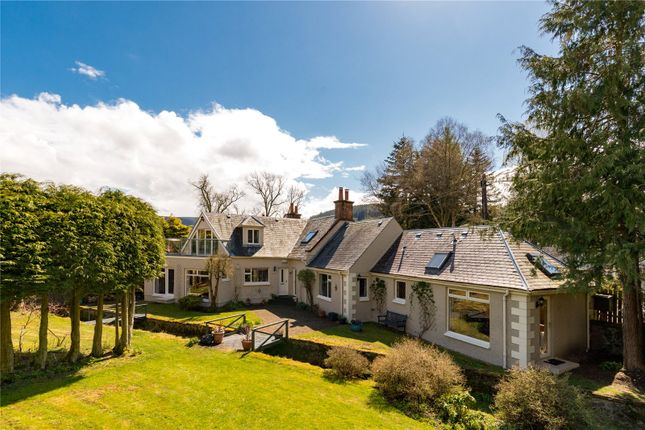 Thumbnail Property for sale in Grantshall Cottage, West Linton, Peeblesshire