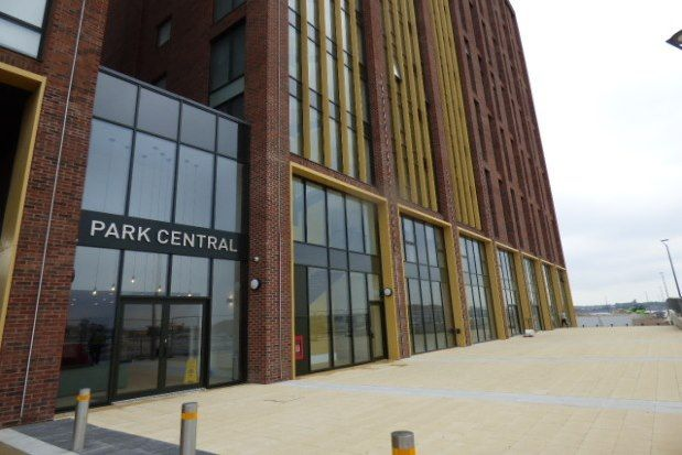 Thumbnail Flat to rent in Park Central, Liverpool