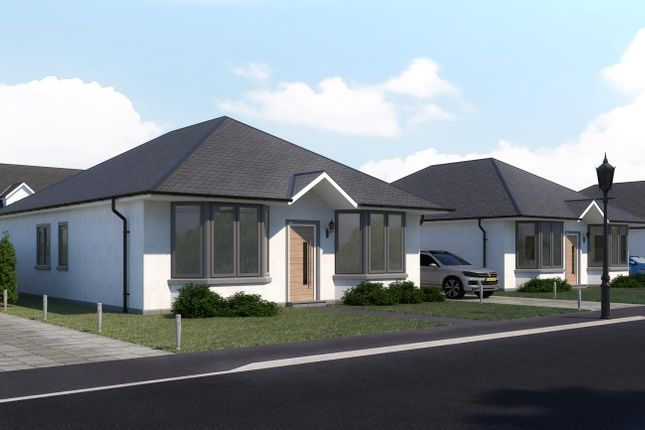 Thumbnail Bungalow for sale in Harthill Road, Blackridge, Bathgate