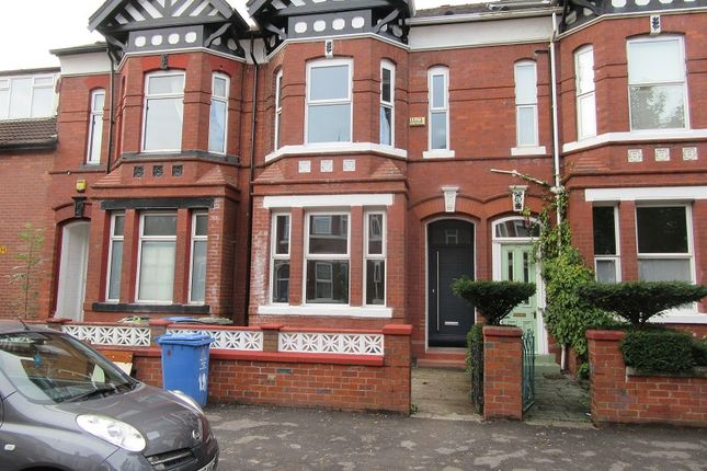 Terraced house for sale in Stamford Street, Old Trafford, Manchester.