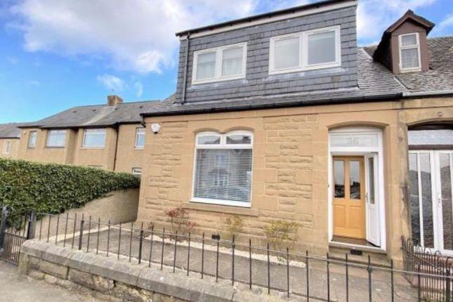 Thumbnail Semi-detached house for sale in Burnhead Road, Larbert