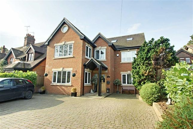 Thumbnail Detached house for sale in Highfields, Love Lane, Kings Langley