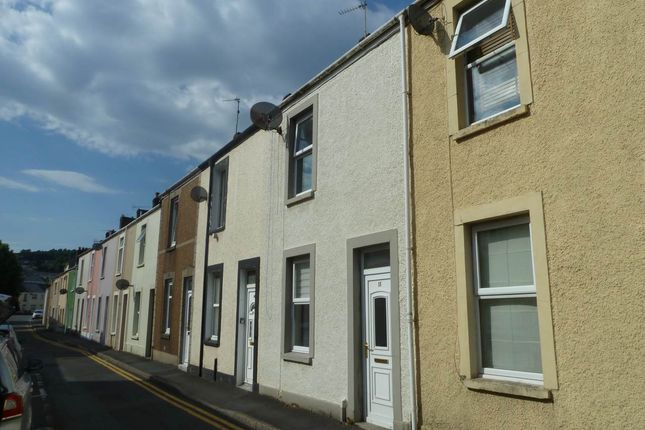 Thumbnail Terraced house to rent in Little Water Street, Carmarthen, Carmarthenshire